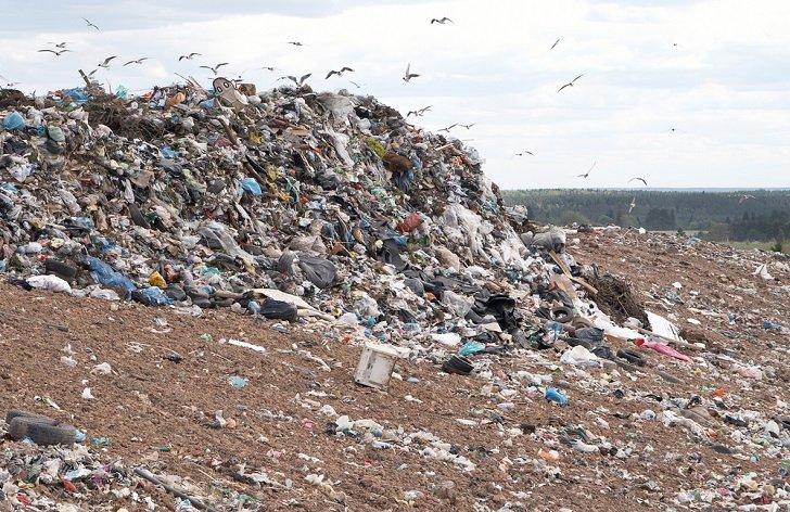 Sazby poplatků za ukládání odpadu na skládku: zvýšení 2021