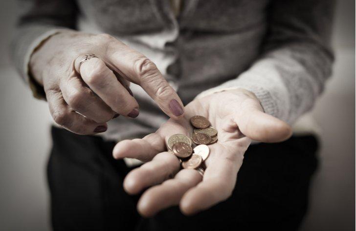 Kdy je starobní důchod nižší než 12 000 Kč