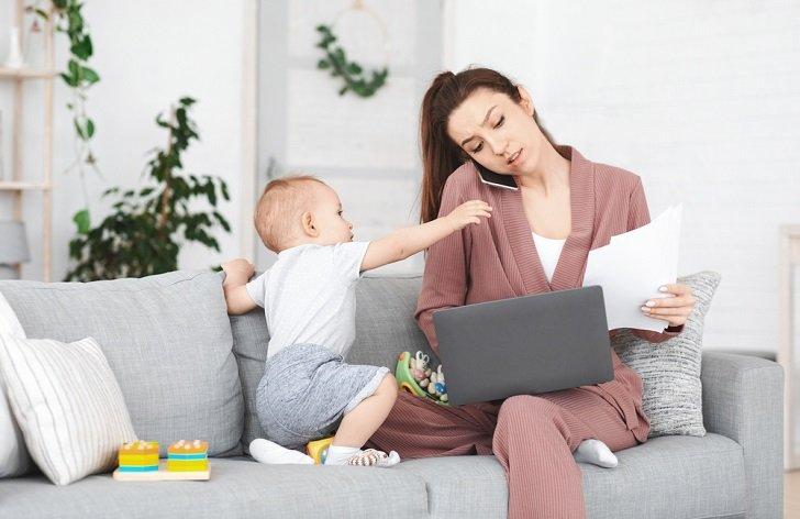 Podmínky práce a podnikání na mateřské a rodičovské