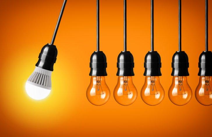 Ako správne zlikvidovať (triediť) žiarovky i LEDky