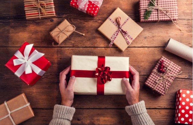 vianočné darčeky na úver