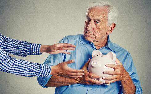 Co je dobré vědět o exekucích? 4. díl: exekuce na důchod a sociální dávky