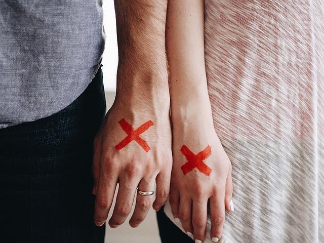 Kolik stojí rozvod a vypořádání sjm