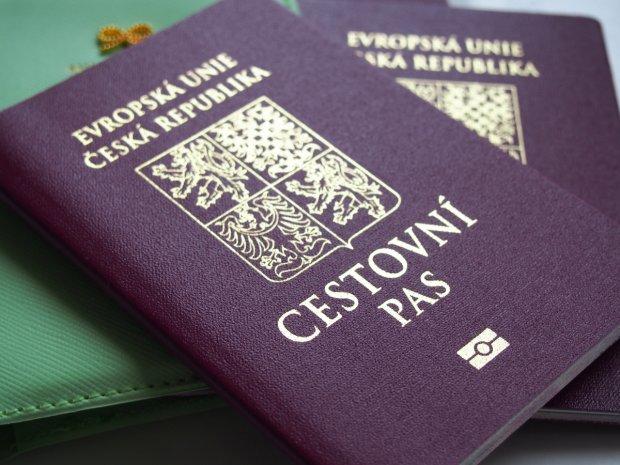 Cestovní pas ČR