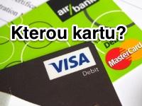 Platební karta do zahraničí: MasterCard, nebo Visa?
