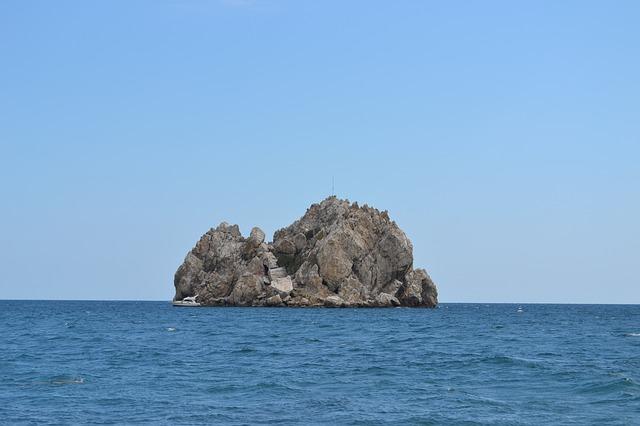 Opuštěný ostrov
