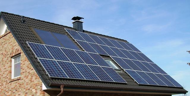 Pořiďte si solární panel díky dotačnímu programu Nová zelená úsporám