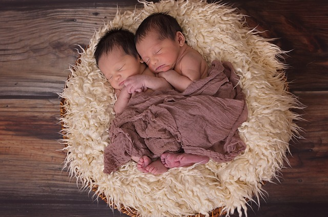 Podpora rodin s dvojčaty