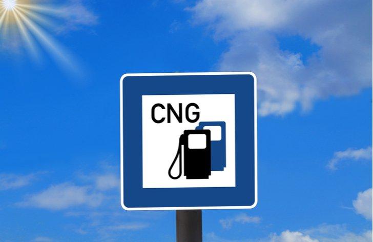 Ceny dálničních známek pro CNG – výhody CNG vozů