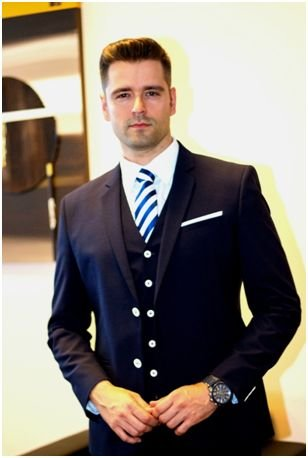 Michal Šimo, člen predstavenstva Arca Brokerage House zodpovedný za obchod a strategický rozvoj
