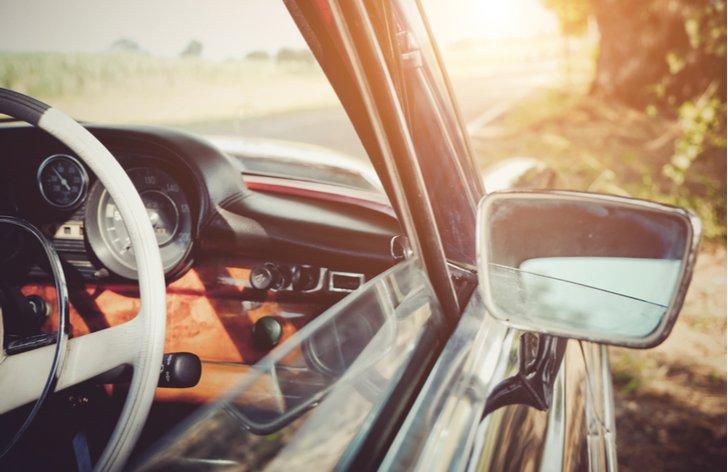 ako chrániť auto pred horúčavami