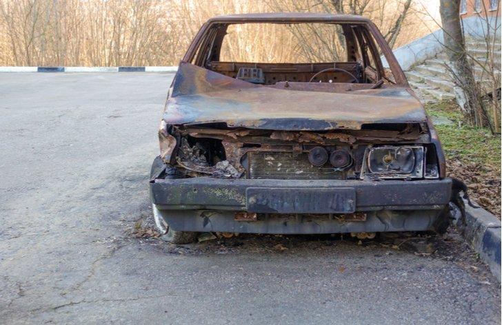 Vyřazení auta z registru vozidel