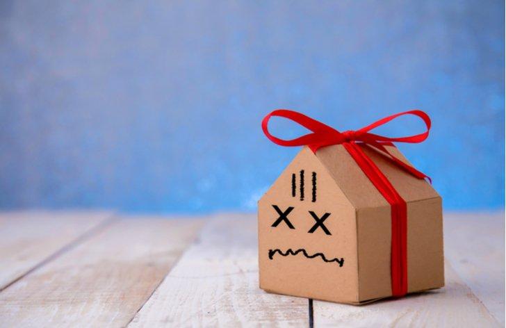Dům jako dárek