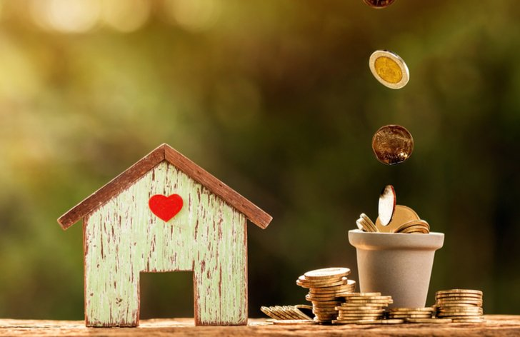 Domov a peníze