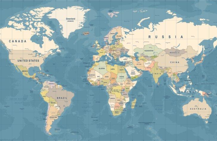 Aké sú najnavštevovanejšie turistické miesta na svete?
