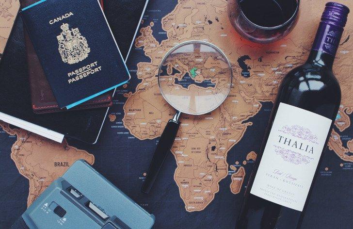 Cestovatelské  blogy a sociální sítě