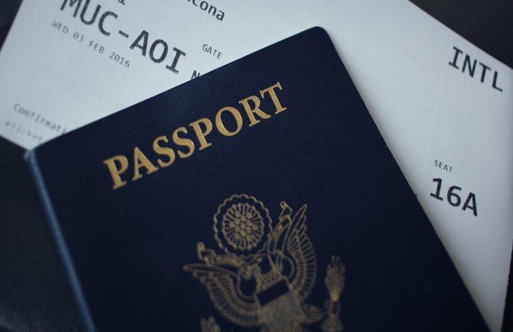 ktoré krajiny vyžadujú cestovný pas