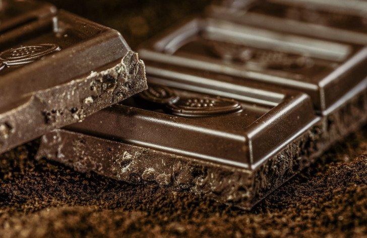 Složení čokolád