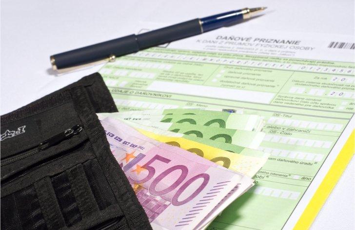 daň z nehnuteľnosti kedy sa platí