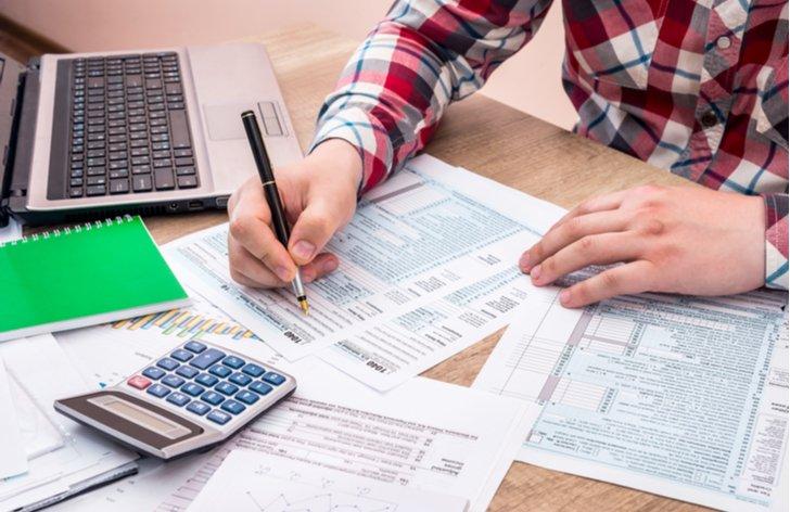 Důchod a sociální dávky v daňovém přiznání 2019