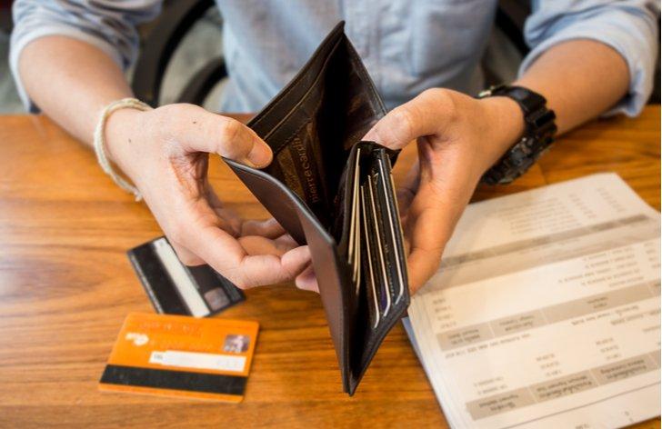 ako sa zbavit dlhov