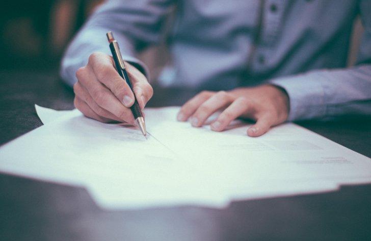 ako správne napísať čestné vyhlásenie
