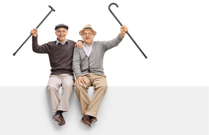 Práce po dosažení důchodového věku na procenta