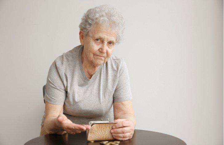 Dôchodkyňa