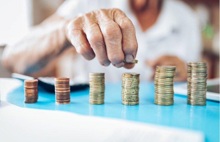 Jak se vyplácí důchod
