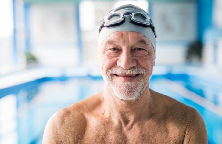 Důchodci a sport