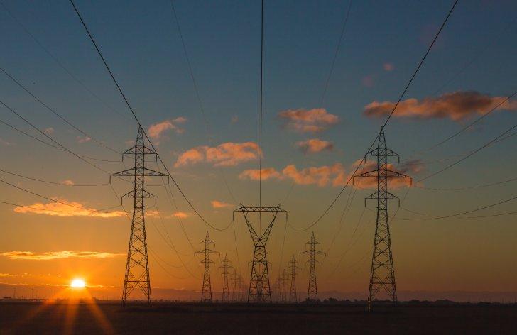 Zálohy za elektrickou energii