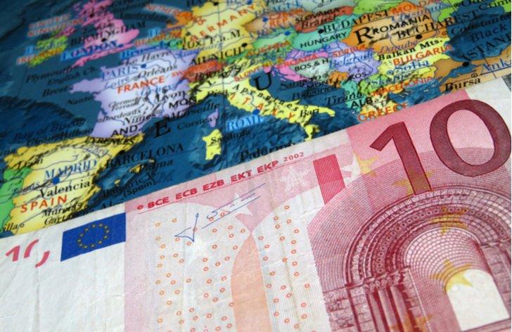 Zdanění mezd v Evropě