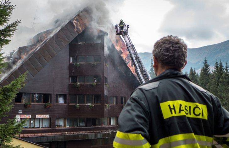Ako sa stať hasičom: žiadosť, podmienky, fyzické testy
