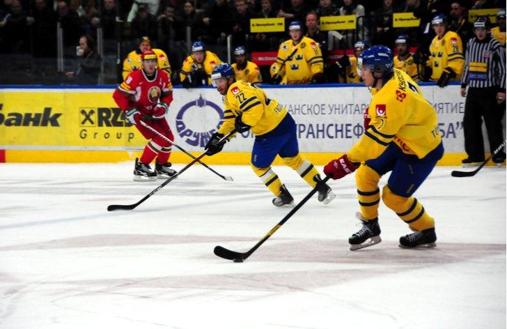 Vyhrají Švédové MS v hokeji