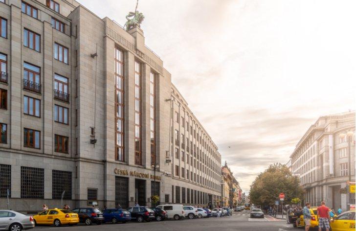 Budova České národní banky
