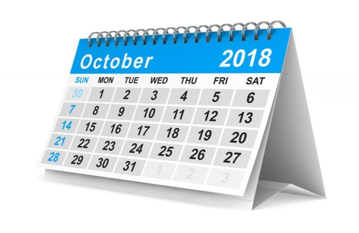 30. októbra 2018 bude jednorazový štátny sviatok (obchody)