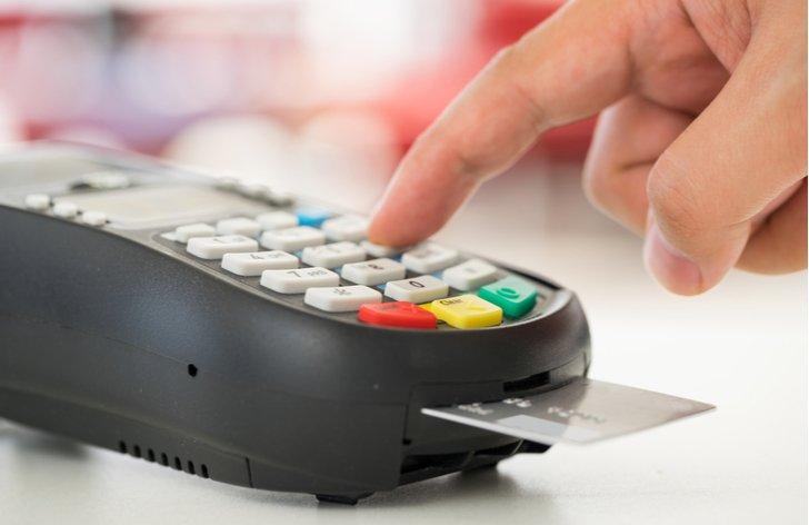 platba odtlackom prsta mastercard