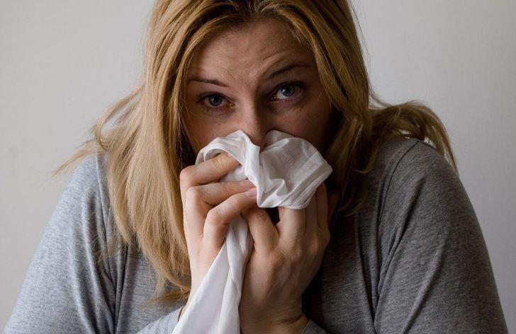 Jaká je příčina alergií na podzim