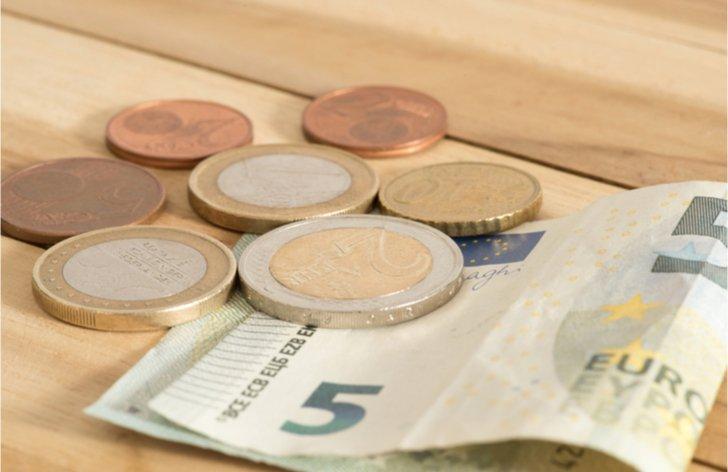 Výška minimálnej mzdy v roku 2019 (čistá minimálna mzda)