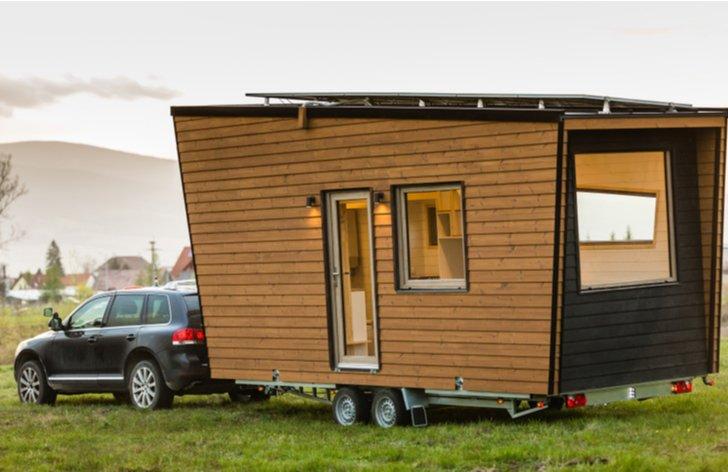 Mobilní domy: hypotéka, stavební povolení, daň z nabytí