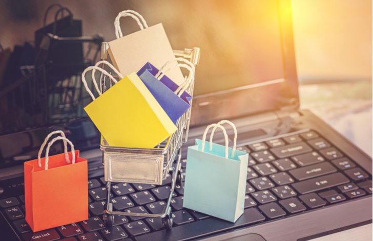 nakupovanie cez internet počas pandemie