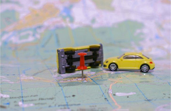 Ako postupovať pri autonehode v zahraničí cudzou vinou