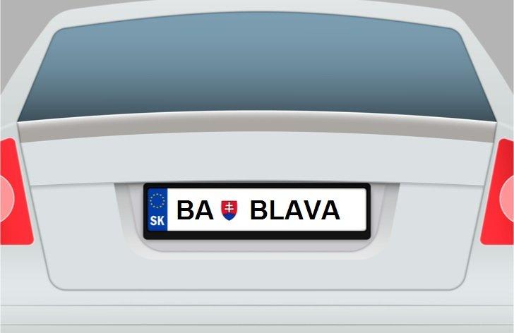 Bratislava hľadá novú skratku pre EČV (anketa)