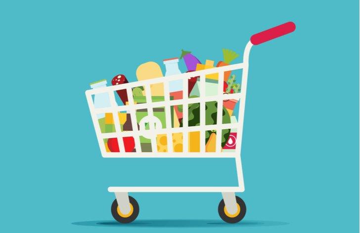 obchod nakupovanie cez smartfon