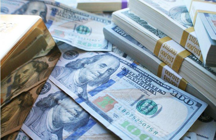 Platba hotovostí v zahraničí
