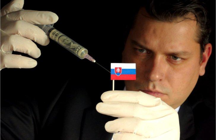 verejny dlh slovensko