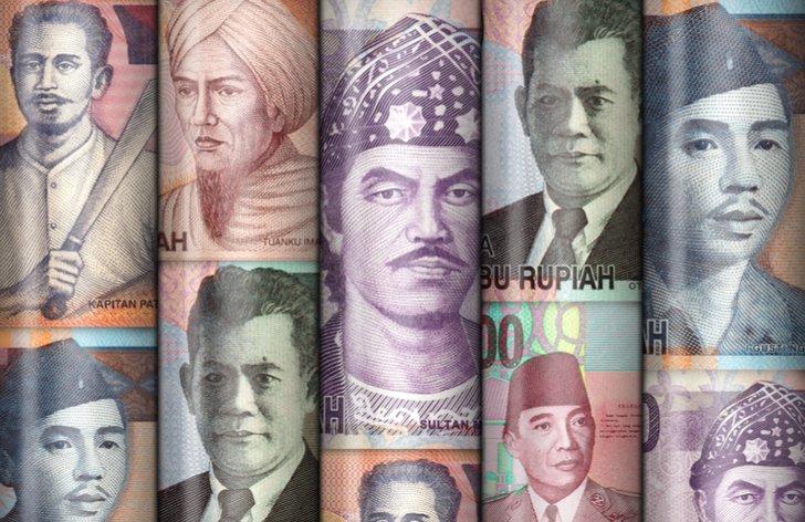Indonéské rupie