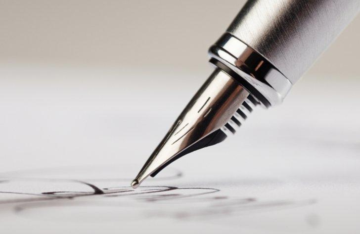Psaní je někdy těžké