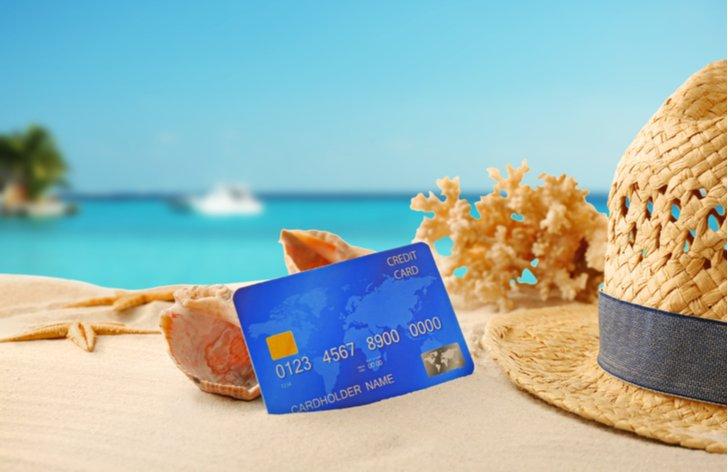 Platební karta na dovolené