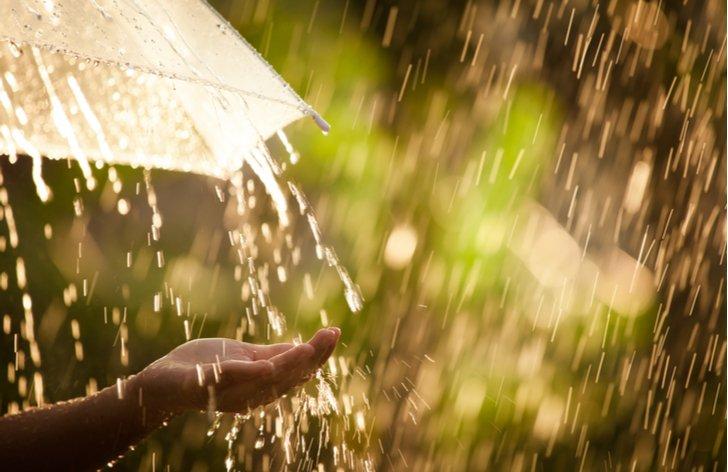 Prští Dešťovka - dotace na dešťovou vodu